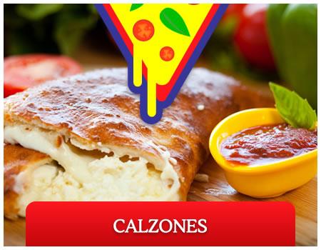 Calzones - Altas Horas Pizzaria