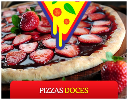 Pizzas Doces - Altas Horas Pizzaria