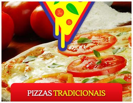 Pizzas Tradicionais - Altas Horas Pizzaria