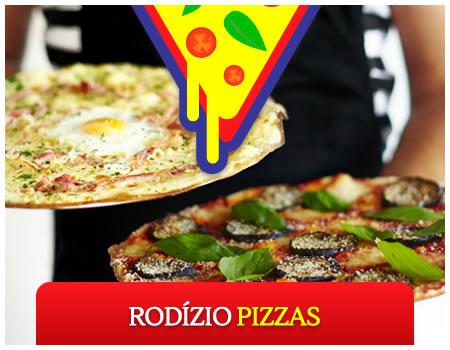 Rodízio de Pizzas - Altas Horas Pizzaria